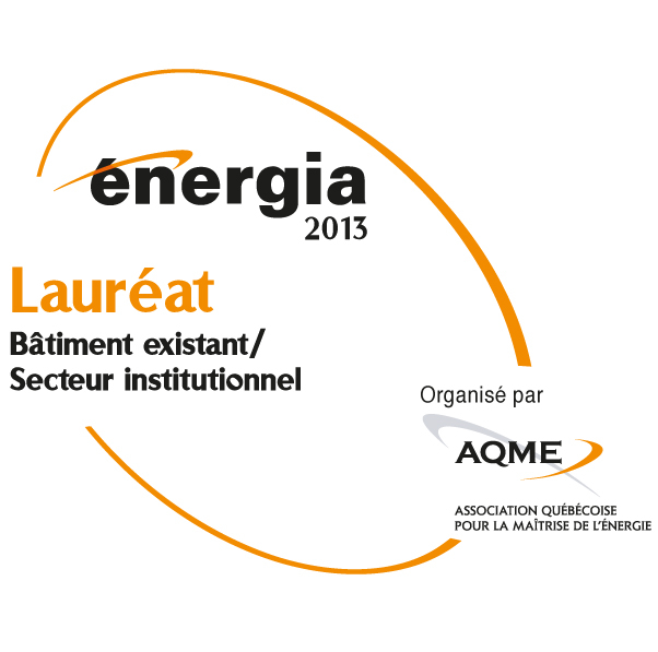 Energia 2013 - Existing Building, Institutional Sector