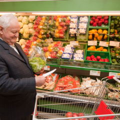 a system for an urban supermarket, in a retirement home, a challenge which Carnot raised and overtook